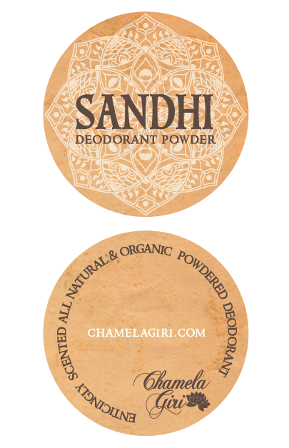 deodornt powder